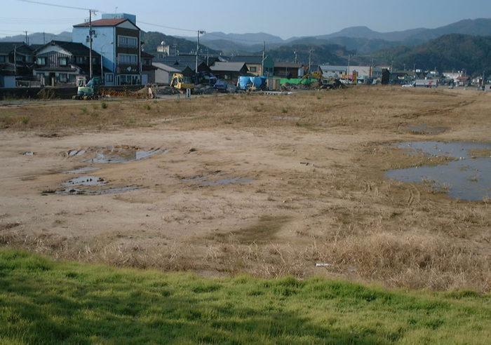 香住漁港漁港環境整備工事 工事前