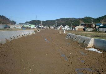 (主)香住村岡線香美町香住地区道路改良工事