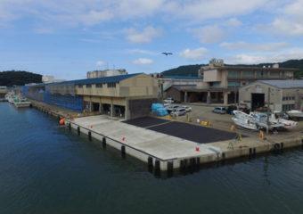 香住漁港西港-3.5m岸壁機能保全工事
