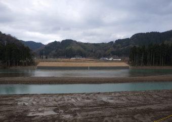 (二)矢田川水系矢田川河川災害復旧工事(甲第167号)