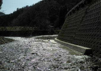 (二)佐津川水系佐津川河川災害復旧工事(甲第490~492号)
